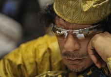 Един ден на полковник Кадафи